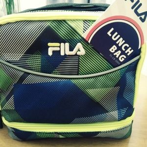 FILA Insulated Lunch Bag